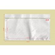 Csomagkísérő tasak,Okmánytasak (Dokufix tasak) LA/4 öntapadós