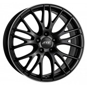 ATS Perfektion 17, 8, 5, 114.3, 40, 70.1, racing-black / horn polished,