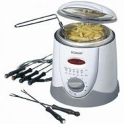 Boma Fritteuse Ffr 1290 Cb Wh