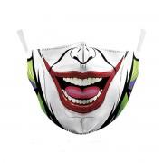 JOKER maska (rúško) na tvár - 100% polyester