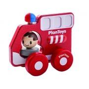 Plan Toys Fire Truck Min Vehicle
