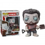 Funko Pop Zombie Ed Exclusivo Shaun Of The Dead-Gris