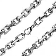 Silvego West Side pánský ocelový řetěz Anchor 8 mm - KMMN16226