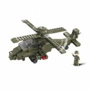 Stavebnice Sluban Army Vrtulník Attack G7 M38-B0298