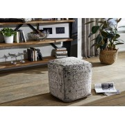 Hocker 45x45x45 grau BOSTON