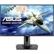 Asus LED monitor Asus VG275Q, 68.6 cm (27 palec),1920 x 1080 px 1 ms, TN LED HDMI™, DisplayPort, na sluchátka (jack 3,5 mm)