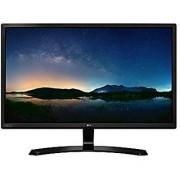 LG 4K-UHD 24UD58 24-inch Monitor (Black)