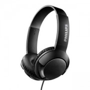 Philips слушалки с лента за глава, цвят черен, SHL3070BK