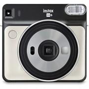 Fuji Instant Camera Instax Square SQ6 Pearl White