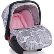 Детско столче за кола Sarah, Cangaroo, Розово, 356076