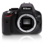 Nikon Cámara Reflex Nikon D5100 sin Objetivo Negro