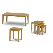 Cleo Coffee Table, Lamp Table & Nest of Tables (Set of 3)