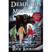 Demigods and Monsters: Your Favorite Authors on Rick Riordan's Percy Jackson and the Olympians Series, Paperback/Rick Riordan