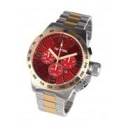 Ceas barbatesc TW-Steel CB74 Canteen Bracelet Cronograf 50mm 10ATM