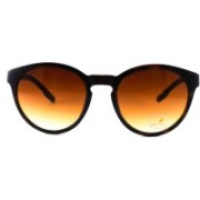 Fastrack Wayfarer Sunglasses(Brown)