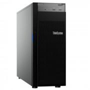 """Server, Lenovo ThinkSystem ST250 /Intel Xeon E-2124 (3.3G)/ 16GB RAM/ O/B, 2.5"""" HS (8), SW RAID, HS 550W (7Y45A010EA)"""