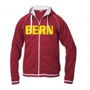 geschenkidee.ch City-Jacke für Frauen rot, Gr. XL