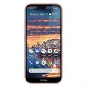 Nokia 4.2 Android One (Pie) 32 GB 13+2 MP Dual SIM Smartphone Desbloqueado (AT&T/T-Mobile/MetroPCS/Cricket/H2O), Rosado
