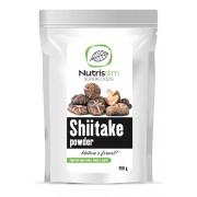 Pudra de Shiitake BIO 250g Nutrisslim