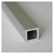 BPT10 - Teava patrata din aluminiu, 10X10X1,2 mm