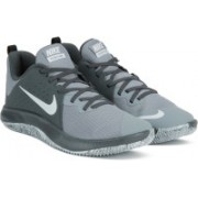 Nike FLY.BY LOW Basketball Shoes For Men(Grey)