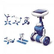 Educational 6 in 1 Solar Power Energy Robot Toy Kit