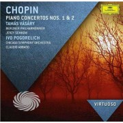 Video Delta Chopin,F. - Piano Concertos Nos.1 & 2 - CD