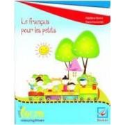 Le francais pour les petits. Caiet - Clasa pregatitoare - Madalina Florea Florentina Ionita