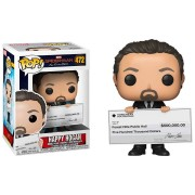 Pop! Vinyl Figura Funko Pop! - Happy Hogan - Marvel Spider-Man Lejos De Casa