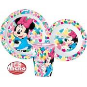 Disney Minnie micro étkészlet