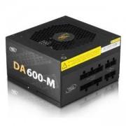 Захранващ блок DeepCool DA600-M, 80 Plus Bronze, DP-BZ-DA600-MFM