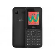 WIKO Teléfono móvil WIKO Lubi 5 Plus (1.8'' - 2G - Negro)