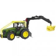 John Deere 7930 bosbouw tractor met kraan