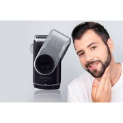 Braun M90 Men's Portable Shaver with SmartFoil™ Razor