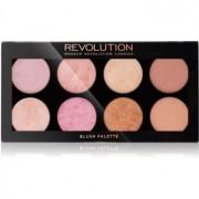 Makeup Revolution Golden Sugar 2 Rose Gold paleta de coloretes 13 g