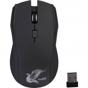 Mouse Natec Optical Wireless Silent Blackbird Black