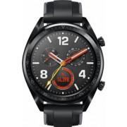 Smartwatch Huawei Watch GT B19S bratara neagra Silicon Sport Negru