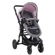 Cangaroo - Комбинирана Детска количка Angie - Розова