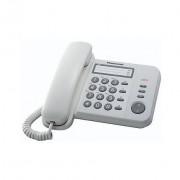 Panasonic Panosonic Kx-Ts520ex1 Telefono Con Filo 1 Linea Tasto Chiamata Diretta Colore Bi