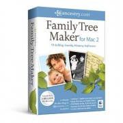 Nova Development US Family Tree Maker for Mac 2 [OLD VERSION]