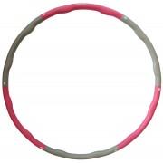 Capetan® Hullahopp karika 100cm átm, 1200g súllyal masszázsfelülettel - szivacsozott hulahopp karika