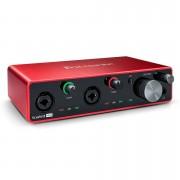 Focusrite Scarlett 4i4 3rd Gen Interface de audio