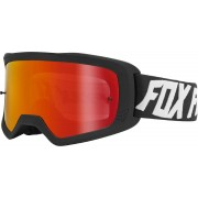 FOX Main II Wynt Spark Motocross Goggles Red One Size