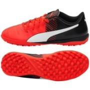 Puma evoPOWER 4.3 TT Football Shoes(Red)