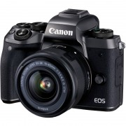 Camera foto Canon EOS M5 KIT EF-M15-45 IS STM 24.2 MP