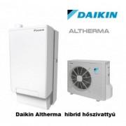 Daikin Altherma EVLQ05CV3/EHYHBH05AV32/EHYKOMB33AA3 hibrid fűtő,hőszivattyú 5 kW