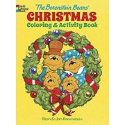 The Berenstain Bears' Christmas Coloring and Activity Book, Paperback/Jan Berenstain