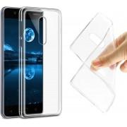 SHIELDZONE - Nokia 3 zachte transparant hoesje