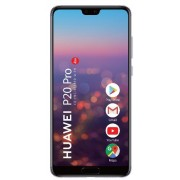 "Telefon Mobil Huawei P20 Pro, Procesor Octa-Core 2.36/1.8 GHz, OLED Capacitive touchscreen 6.1"", 6GB RAM, 128GB Flash, Camera Tripla 40+20+8MP, Wi-Fi, 4G, Single SIM, Android (Violet)"