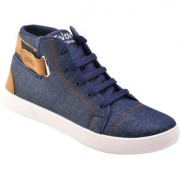 Bersache Men/Boys-628 Blue Casual Boats.